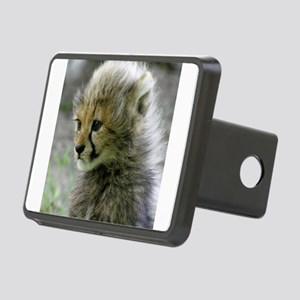 Cheetah010 Rectangular Hitch Cover