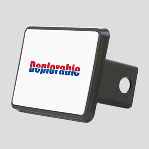 Deplorable Rectangular Hitch Cover