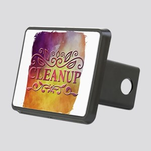 Cleanup Rectangular Hitch Cover