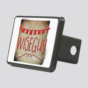 Wiseguy Rectangular Hitch Cover