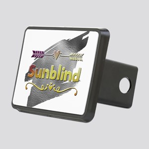 Sunblind Rectangular Hitch Cover