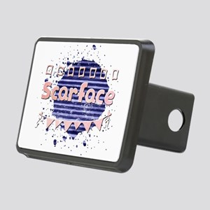 Scarface Rectangular Hitch Cover