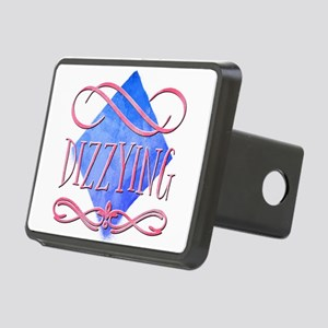 Dizzying Rectangular Hitch Cover