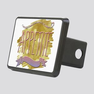 Appetite Rectangular Hitch Cover