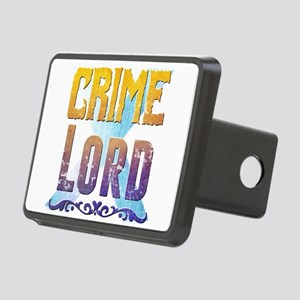 Crime Lord Rectangular Hitch Cover