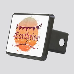 Earthrise Rectangular Hitch Cover