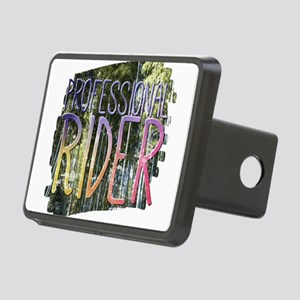Professional Rider Rectangular Hitch Cover