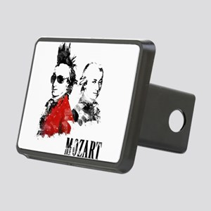 Wolfgang Amadeus Mozart Rectangular Hitch Cover