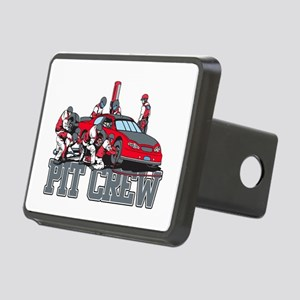 Pit Crew Rectangular Hitch Cover