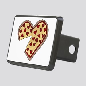 Piece of My Heart Pizza Ma Rectangular Hitch Cover