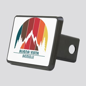 Buena Vista Ski Area - B Rectangular Hitch Cover
