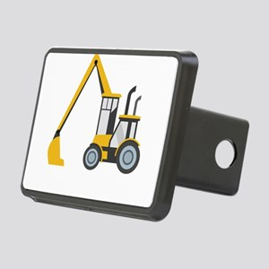 Excavator Dredge Driver Dr Rectangular Hitch Cover
