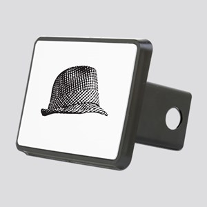 Houndstooth_Middle Rectangular Hitch Cover