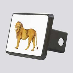 Lion Rectangular Hitch Cover