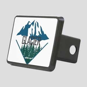 Glacier - Montana Rectangular Hitch Cover