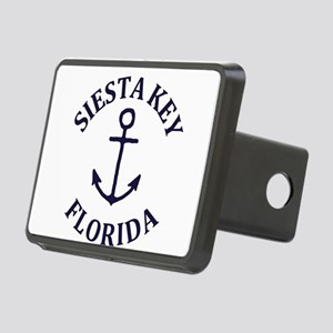 Summer siesta key- florida Rectangular Hitch Cover