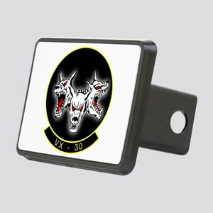 vx30logo Rectangular Hitch Cover
