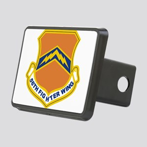 56th Fighter Wing Rectangular Hitch Cover