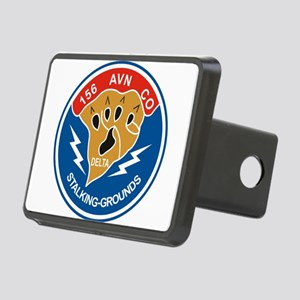 156th AVN Co Rectangular Hitch Cover