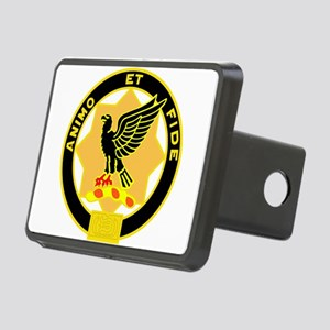 1st Cavalry Regiment Rectangular Hitch Cover