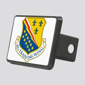 USAF 82nd Training Wing Em Rectangular Hitch Cover