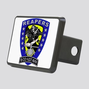 Reapers B CO 1-227 AVN Rectangular Hitch Cover