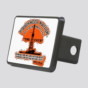 THE PATCH Rectangular Hitch Cover