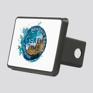 California - Newport Beach Rectangular Hitch Cover