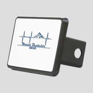 Mount Bachelor - Bend - Rectangular Hitch Cover