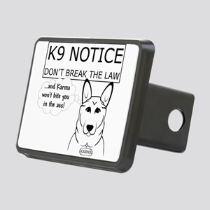 K9 Karma Rectangular Hitch Cover