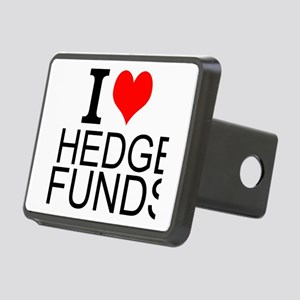 I Love Hedge Funds Hitch Cover