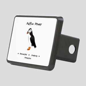 Puffin Animal Medicine Gifts Hitch Cover