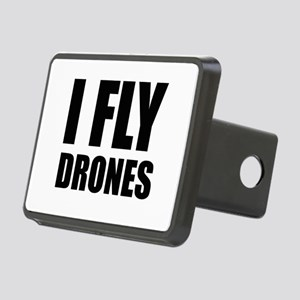 I Fly Drones Hitch Cover