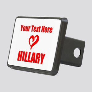 Loves Hillary Hitch Cover