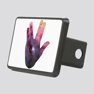 Vulcan Salute Beyond the Stars Hitch Cover