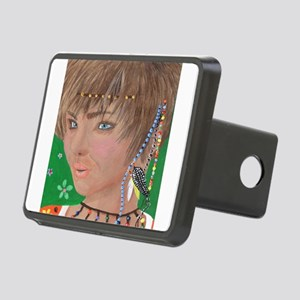 Hippie Chick Hitch Cover