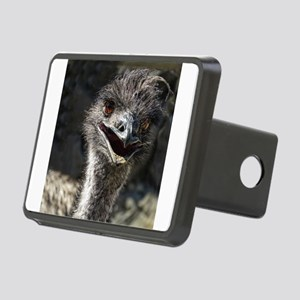 Helaine's Emu Rectangular Hitch Cover