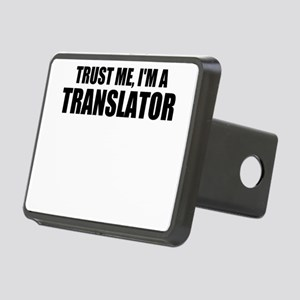 Trust Me, I'm A Translator Hitch Cover