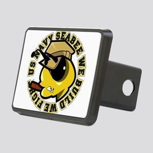 Angry SeaBee Hitch Cover
