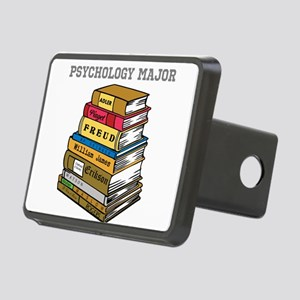 Psychology Major Rectangular Hitch Cover