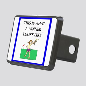 golf joke Hitch Cover