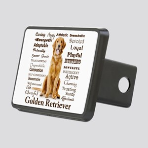 Golden Traits Hitch Cover