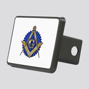Blue Lodge Mason Hitch Cover