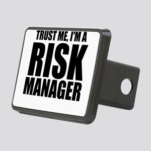 Trust Me, I'm A Risk Manager Hitch Cover