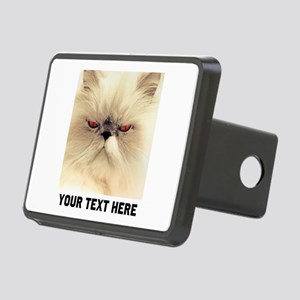 Cat Photo Customized Rectangular Hitch Cover
