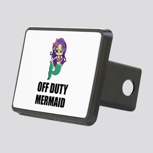 Off Duty Mermaid Hitch Cover