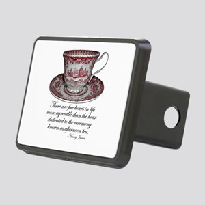 Afternoon Tea Rectangular Hitch Cover