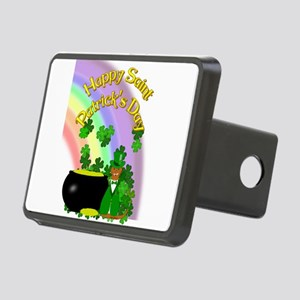 HappyI Saint Patrick's Day Oliver Hitch Cover
