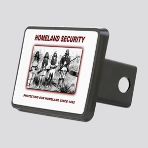 Homeland Security Native Perspective Rectangular H