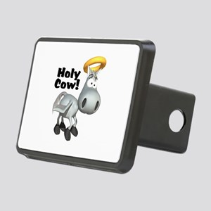 holy cow Rectangular Hitch Cover